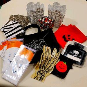 Halloween Goodie Bags!